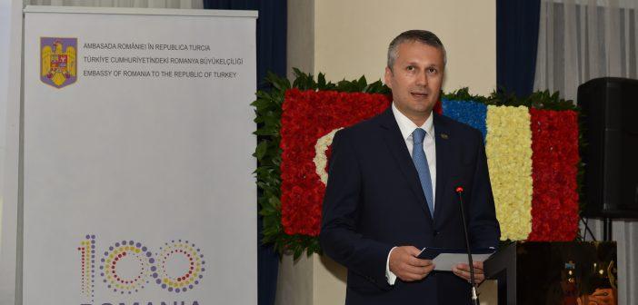 Ambassador to Ankara Forging Strong Cultural and Economic Relations